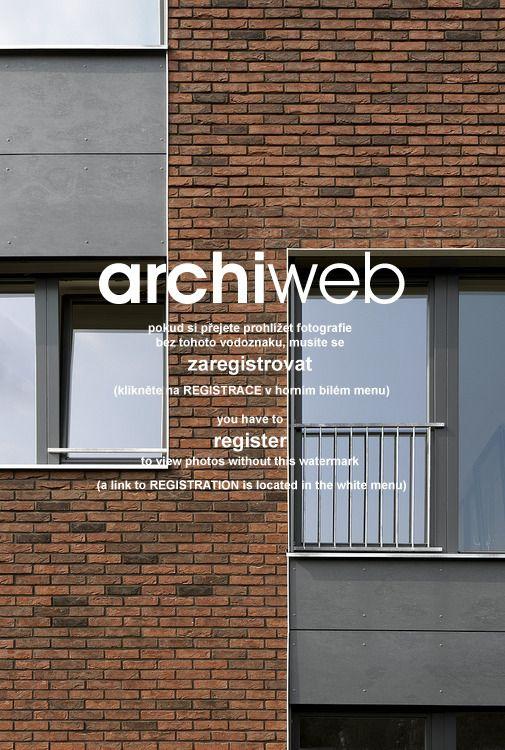 archiweb.cz - Rezidence Pod Bertramkou