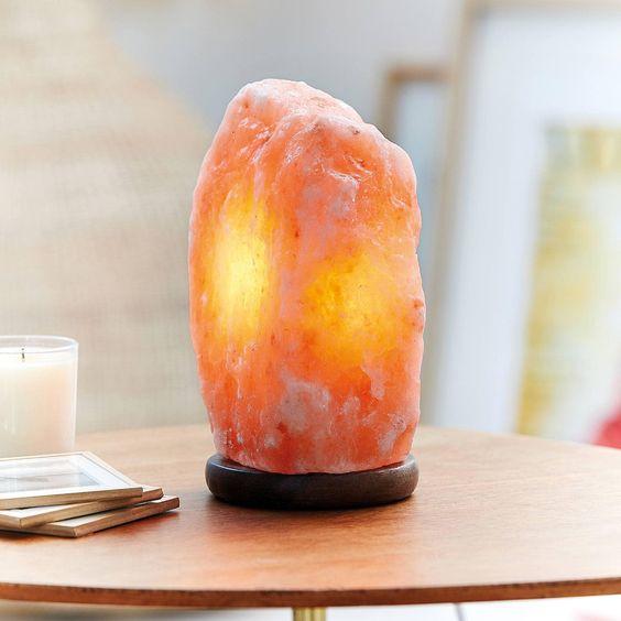 Lampe de sel gemme | Harmonie Chakras