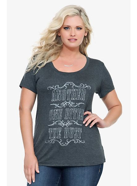 Lords Of Liverpool - Another One Bites The Dust Tee | Torrid