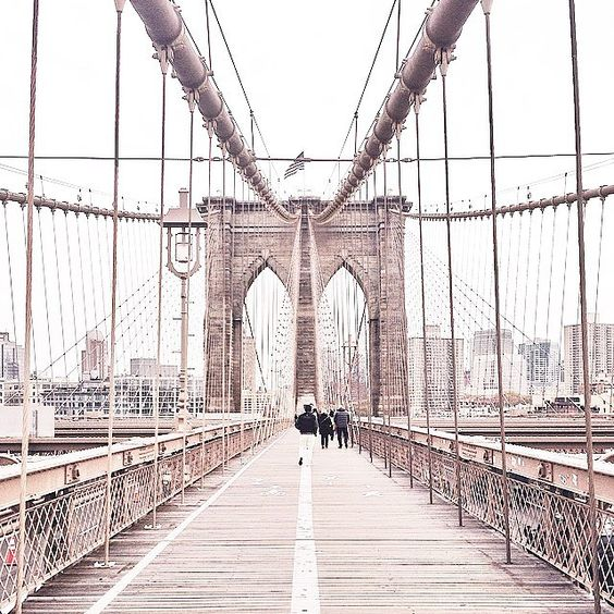 Planning for a bit of a last minute trip to New York next week! I can't believe it's been over 2 years since I was there last. If you have any tips or suggestions for me I'd love to hear them  (: @sarajohannaillustrations) by parisinfourmonths on Instagram
