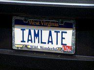 License to be Late