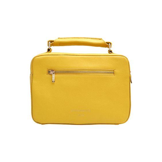 TOPAZE PICADILLY satchel by GRUNENBERGER Paris