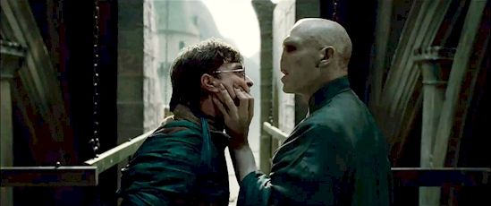 11. Harry and Tom Riddle were related.