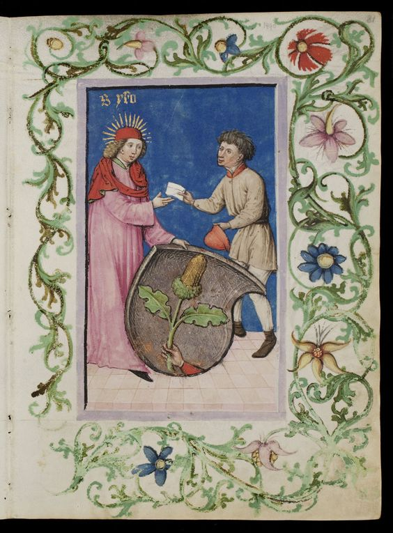 Basel, Universitätsbibliothek, AN II 3: Livre des matricules du rectorat de l'Université de Bâle, vol. 1 (1460-1567) ·  Langue:	Latin (http://www.e-codices.unifr.ch/fr/list/one/ubb/AN-II-0003)