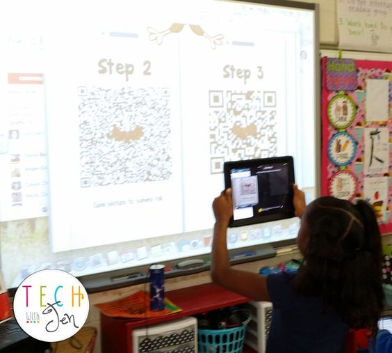 Ten Ways to Use QR Codes in the Classroom with Online Tutorials - Whos Who and Whos New