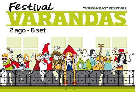 Festival das Varandas no Porto até 6 Setembro 2013 | Porto | #Portugal | Escapadelas ®