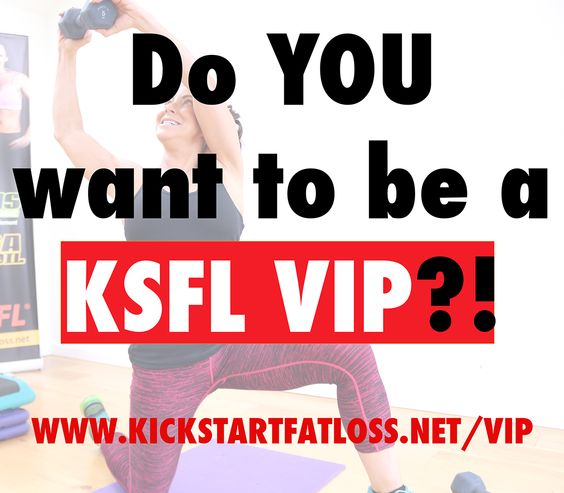 Do YOU want to be a KSFL VIP?!