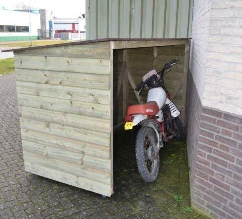 Motorcycle Shed Wood Frame Motorbike Shed Motorcycle Storage Shed Motorcycle Shed Ideas