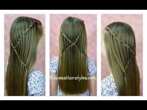 Super Twist Braid Hairstyles Waterfall Twist And Twist Braids On Pinterest Short Hairstyles For Black Women Fulllsitofus