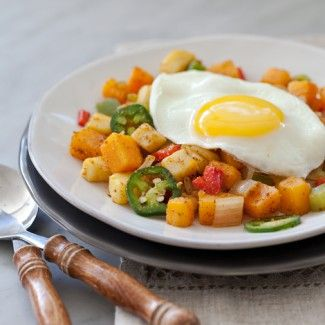 Southwestern Vegetable Hash « Go Bold with Butter