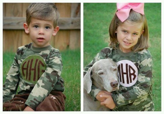you can girl up Camo!  :)