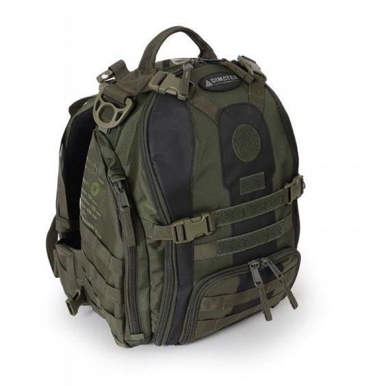Dimatex Braco Vert Otan - Sacs tactiques - Equipement de survie http://www.equipement-de-survie.fr/produit/bagagerie/sacs-tactiques/dimatex-braco-vert-otan