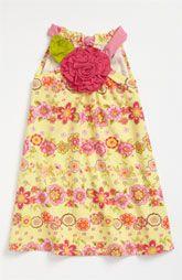 Love U Lots Trapeze Dress (Toddler)