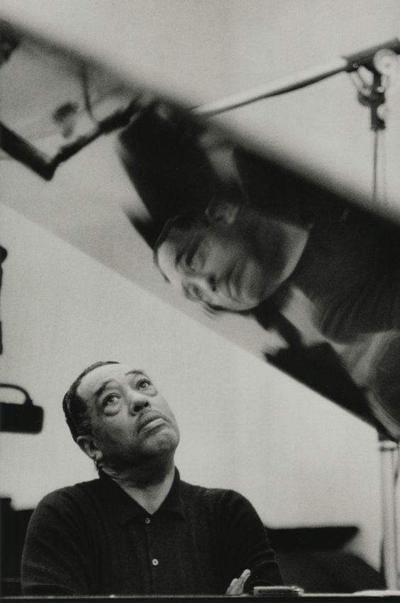 Duke Ellington, 1960 by Gordon Parks