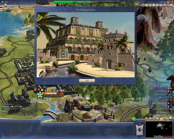 Screenshot of Civilization IV (PC)
