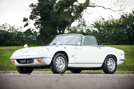 1966 Lotus Elan S2 SE | (#455897)
