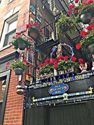 All Saints Way. Boston, MA