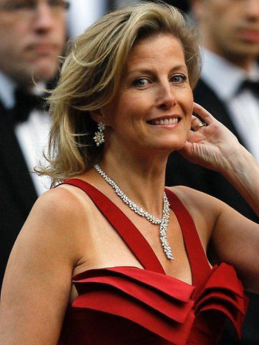 .Countess of Wessex | Prince Edwards wife Sophie Rhys-Jones | Beautiful photo.