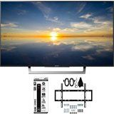 "#10: Sony XBR-43X800D - 43"" Class 4K HDR Ultra HD TV w/ Slim Wall Mount Bundle includes TV Slim Flat Wall Mount Ultimate Kit and 6 Outlet Power Strip with Dual USB Ports - Shop for TV and Video Products (http://amzn.to/2chr8Xa). (FTC disclosure: This post may contain affiliate links and your purchase price is not affected in any way by using the links)"