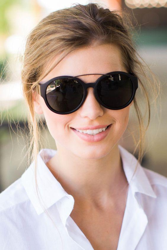 Make My Day Black Sunglasses at reddressboutique.com