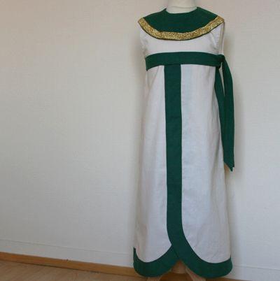 Cl op tre de gasparine patron de d guisement de reine gyptienne acheter et coudre couture - Idee de deguisement sans acheter ...