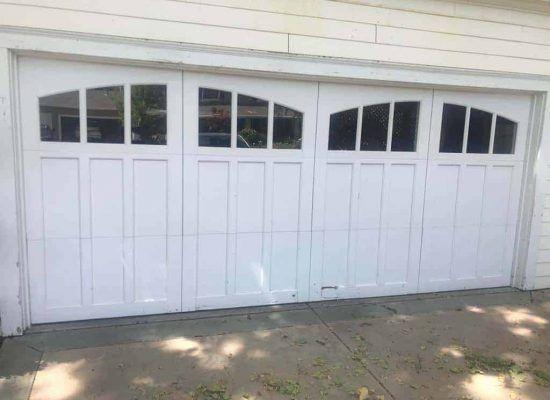 Garage Door Repair Replacement Installation In Burlington Wa In 2020 Garage Door Repair Garage Door Spring Repair Door Repair