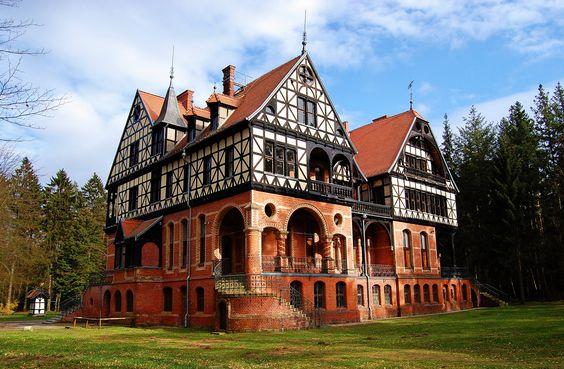 Gelbensande3 - Jagdschloss Gelbensande – Wikipedia