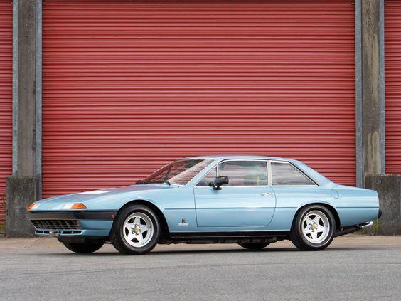 1982  Ferrari 400i Automatic | London 2014 | RM AUCTIONS