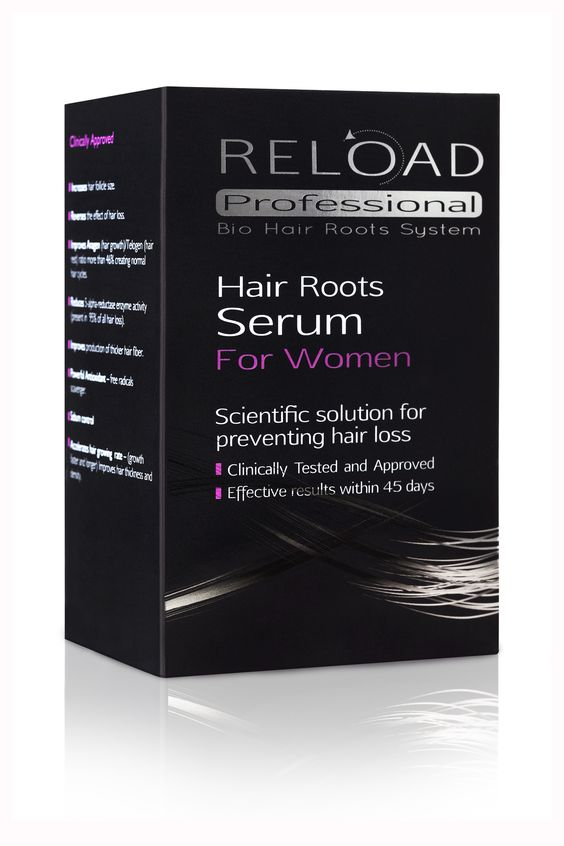 How Does Reload Professional Serum Work?  Only our body can produce and grow new hair again. Reload scientific system gives us the conditions to do it.  Nine special plant extracts were selected to be part of the formula; each one of them was chosen due to its unique function and its contribution to the whole process of stimulating the hair roots to produce healthy hair.