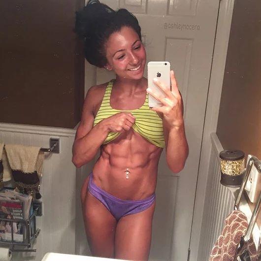 Ashley Nocera WBFF PRO - ashleynocera - The Fitness Girlz