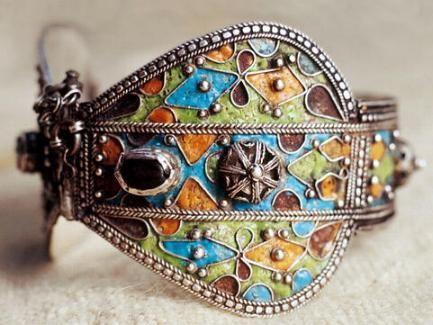 les bijoux kabyle... entre symbole et ésthétique: