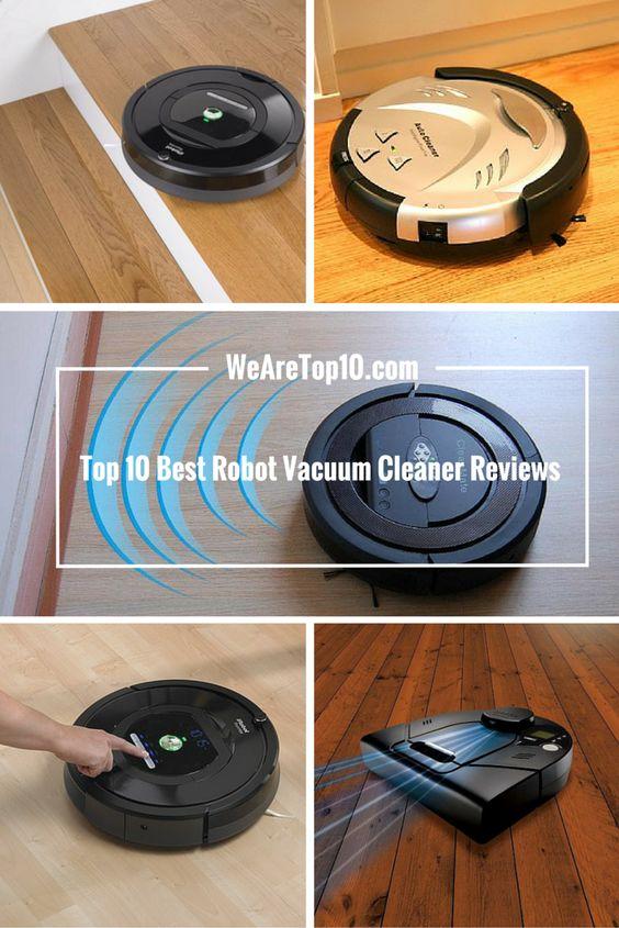 The 12 Best Robotic Vacuum Cleaners Vacuum Cleaner Reviews Robot Vacuum Cleaner Vacuums