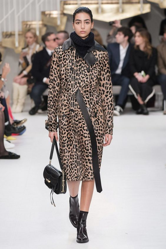 Tod's Fall-winter 2019-2020 Collection #leopardprint