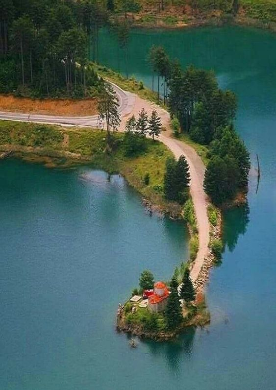 Doxa Lake, Korinthia , Greece