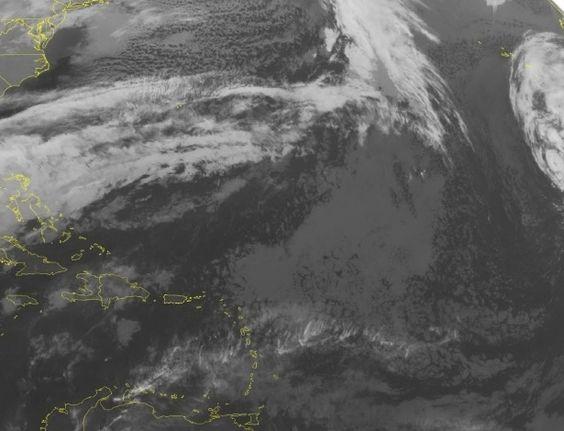 O estranho furacão tropical cuja formação rara vem surpreendendo os cientistas