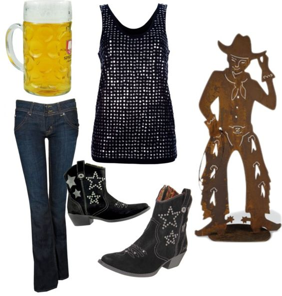 """Blowfish Shoes - Lasso Boots, a Night Out on The Town"" by angiebailey13 on Polyvore"