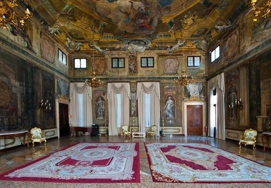 Wahrer 5* Luxus in einem bildschönen venezianischen Renaissancepalast am Canal Grande