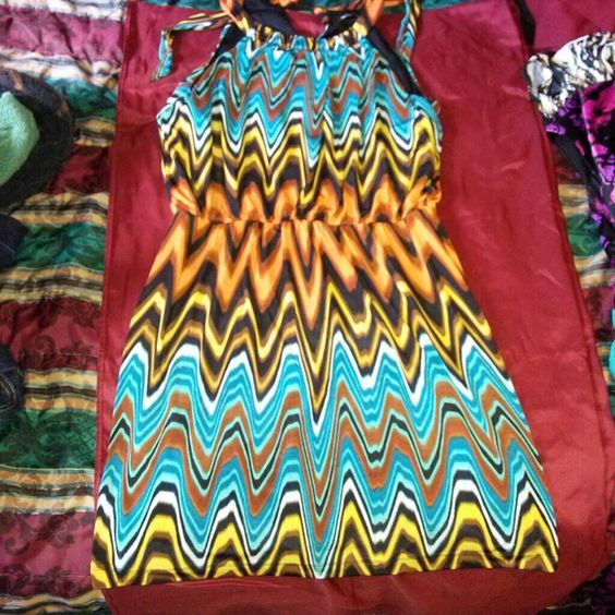 My Stand out Colorful dress My fav Dresses