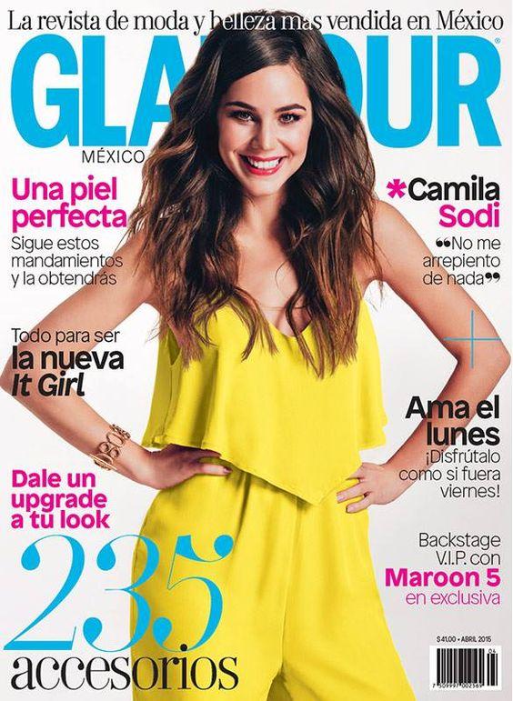 Glamour México April 2015