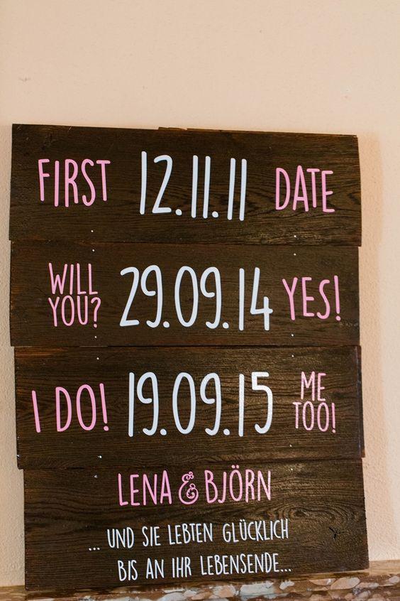 DIY Hochzeit mit VW Bulli von Gloomy Light   Hochzeitsblog - The Little Wedding Corner