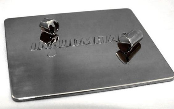 El iPad 5 y el iPhone 5S Podrían Ser Fabricados con LiquidMetal