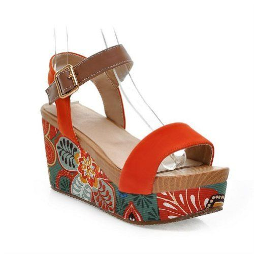 New Summer Womens Fashion Wedge Heels Sandals Bohemia Style High Heels Shoes Plus Size, http://www.amazon.com/dp/B00CLRTRK4/ref=cm_sw_r_pi_awdm_lr5Itb0Z36EYX
