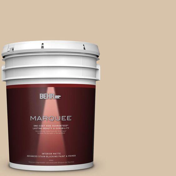 BEHR MARQUEE 5 gal. #T14-13 Grand Soiree Matte Interior Paint