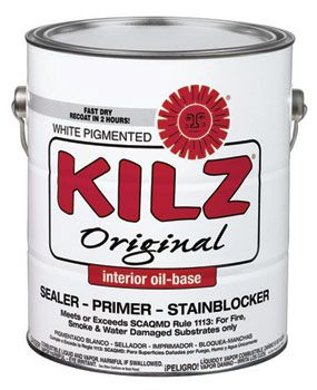 How to choose and use primer drywall paint stains - Kilz kilz 2 interior exterior latex primer ...