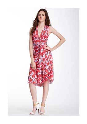 Tart Ikat Pleated Halter Dress - on #sale 78% off @ #NordstromRack  #Tart