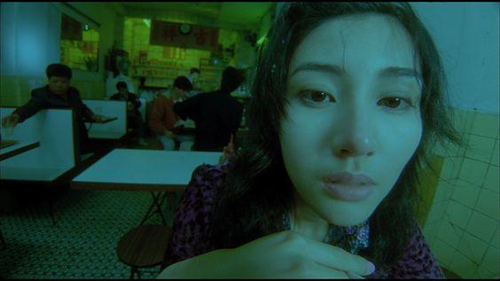 FALLEN ANGELS (Wong Kar Wai - DOP  Christopher Doyle) Vietnam - brigitte k chen h ndler