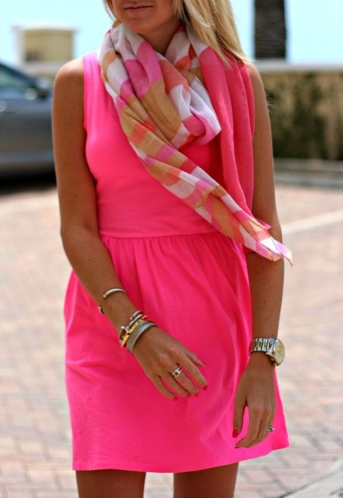 love it, scarf too...