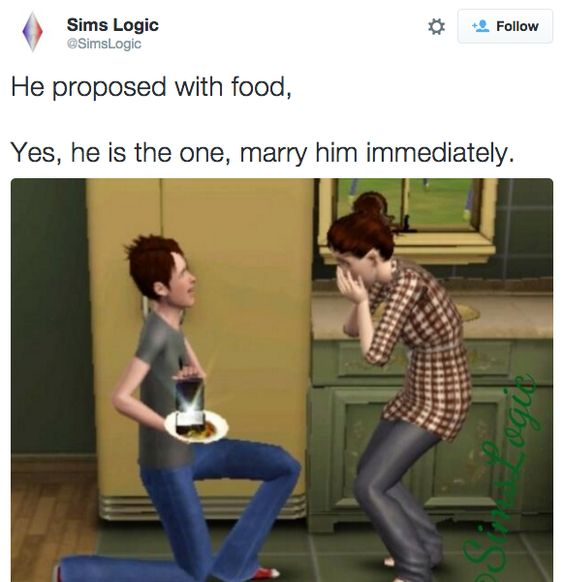 "23 Funny Tweets Only ""The Sims"" Fans Will Get"