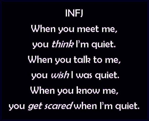 #infj I may have pinned this before, but it's a good one.: