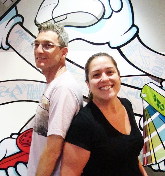 Hoje é dia de festa aqui na Fenômeno! Aniversário do nosso Diretor de Arte Carlos Estevam (famoso Cuca) e comemoração de 8 anos na agência da Mídia Nathalia Williams. Parabéns fenômenos!